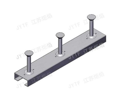 螺栓型標準型預埋槽鋼