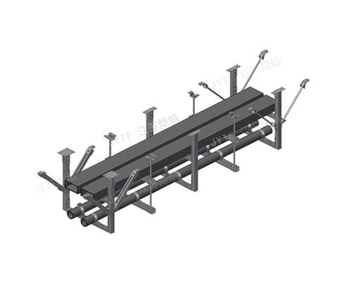 混合式多層龍門吊架組合